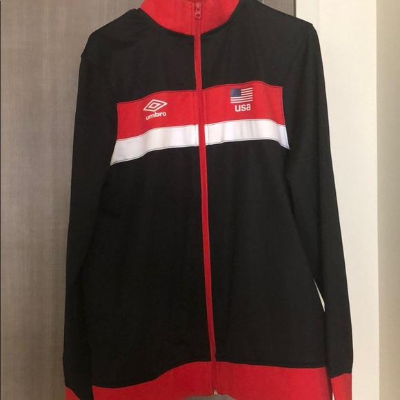 f0b6b3b604 Umbro Jackets & Coats | Mens United States Jacket M | Poshmark
